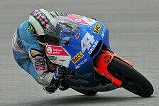 Moto3 - Espargaro schlägt Marquez