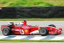 Formel 1 - Ferrari: Mehr war nicht drin