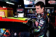 NASCAR - Jeff Gordon und Carl Edwards in Startreihe eins
