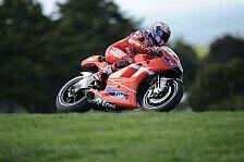MotoGP - Stoner regiert die Insel