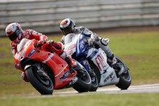 MotoGP - Stoner: Lorenzo traut ihm mit Wildcard Sieg zu