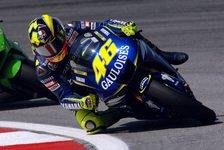 MotoGP - Freies Training: Valentino Rossi gibt den Ton an