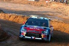 WRC - Spanien Tag 1: Führung für Loeb