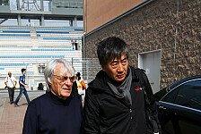 Formel 1 - Chef des Korea GP entlassen