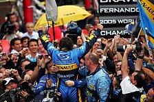 Formel 1 - Renault: Endlich Weltmeister