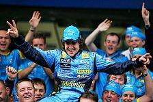 Formel 1 - Reaktionen: Herzlichen Glückwunsch Fernando Alonso!