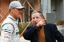 Formel 1 - Todt wusste von Schumacher-Rücktritt