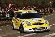 WRC - Aaron Burkart feiert Titel in JWRC