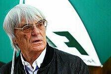 Formel 1 - Bahrain: Ecclestone spielt weiter auf Zeit