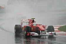 Formel 1 - Alonso gewinnt im Korea-Chaos
