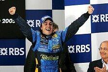 Formel 1 - Fernando Alonso: Ich kann es immer noch nicht fassen
