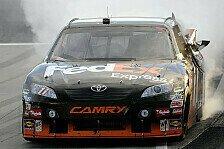 NASCAR - Denny Hamlin setzt Siegesserie fort