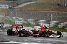 Formel 1 - Beweglicher Heckflügel: Domenicali ist skeptisch