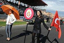 Superleague - Bilder: Spanien - Grid Girls