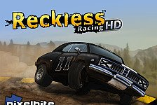 Games - Spaß-Racer für Apples iPad: Reckless Racing HD