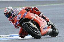 MotoGP - Stoner schon vor Auftakt 2016 auf der Ducati?