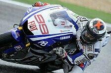 MotoGP - Lorenzos Motto: Pokal oder Spital