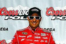 NASCAR - Dritte Saisonpole für Juan Pablo Montoya