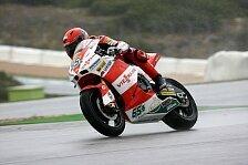 Moto2 - Bradl holt in Estoril ersten Moto2-Sieg