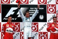 Formel 1 - Was 1999 in der F1 und der Welt passierte