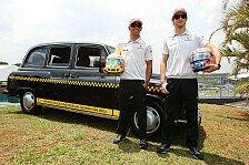 Formel 1 - Blog - Hamilton und Button auf Abwegen