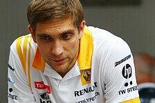 Formel 1 - Petrovs Renault-Verlängerung wohl fix