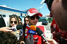 Formel 1 - Massa rechnet mit Teamorder bei Red Bull