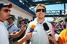 Formel 1 - Button sieht Red Bull etwas im Vorteil