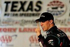 NASCAR - Hamlin übernimmt nach Sieg die Tabellenführung