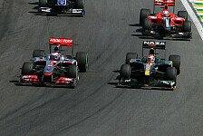 Formel 1 - Whitmarsh fürchtet Überraschungsteams