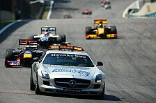 Formel 1 - Fahrer wollen Safety-Car-Regeln ändern