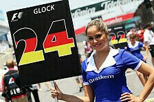 Formel 1 - Bilder: Brasilien GP - Girls