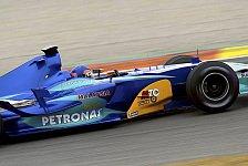 Formel 1 - Testing Time, Tag 7: Probleme für Sauber - Räikkönen Schnellster