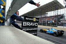 Formel 1 - Die Saison 2005 ist noch spannend...