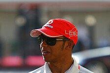 Formel 1 - Hamilton bereut nichts
