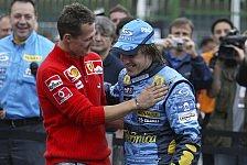 Formel 1 - Briatore: Alonso hat die Weisheit eines 80-Jährigen