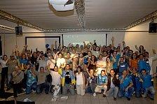 Formel 1 - Bilder: Brasilien GP - Renault-WM-Party