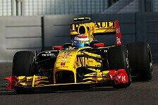 Formel 1 - Guter Auftakt für Renault