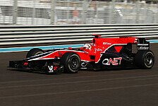 Formel 1 - Virgin ohne Probleme am Freitag