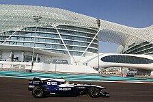 Formel 1 - Setup-Probleme bei Williams