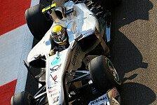 Formel 1 - Rosbergs F-Kanal funktionierte nicht