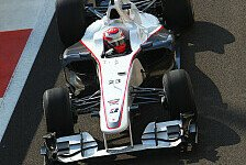 Formel 1 - Sauber-Piloten mit Balance unzufrieden