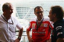 Formel 1 - FIA-Plan für 2013: Reichensteuer in der F1?