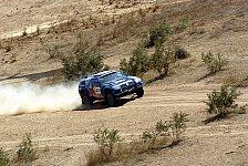 WRC - VW stellt Dakar-Buch vor