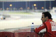 Formel 1 - Domenicali erwartet Steigerung von Massa