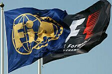 Formel 1 - FIA beobachtet Lage in Bahrain