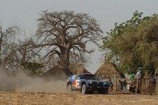 WRC - Volkswagen mit Kleinschmidt und Saby beim Weltcup-Auftakt