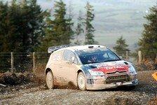 WRC - Großbritannien Tag 3 – Loeb mit Hattrick