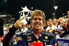 WM-Entscheidungen beim Abu Dhabi GP: Vettels Coup und Hamiltons doppelte Punkte