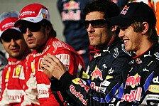 Formel 1 - Vettels Rivalen-Liste